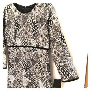 New Zara mini dress size small
